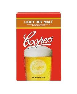 Сухой солод Coopers Light Dry Malt