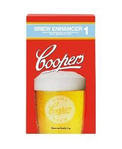 Tugevdaja käärimiseks Coopers Brew Enhancer 1