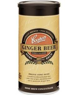 Пивной солодовый экстракт Ginger Beer