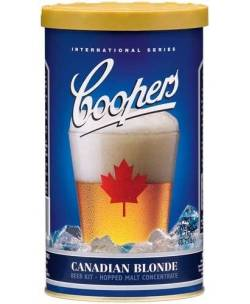 Canadian Blonde Beer Kit