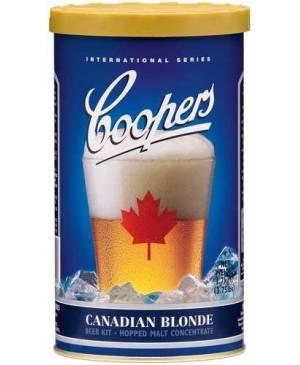 Canadian Blonde Beer Kit