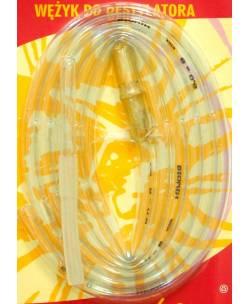 Šļauku komplekts stikla destilācijas aparātam