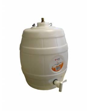 Pressure barrel ROTOKEG complete 27 l