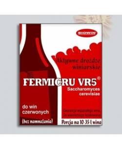 Kuiv pärm FERMIVIN VR5