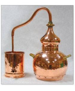 Destilācijas aparāts Coppers Traditional Alembic Still 20L