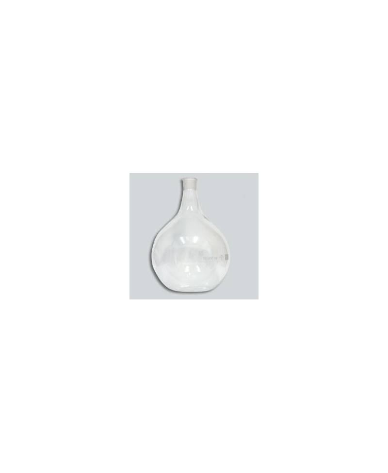 Stikla kolba ūdens destilācijai 10L