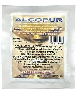 ALCOPUR, 5 gr. 10-20 L