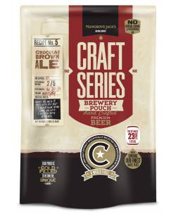 Chocolate Brown Ale - Brewery Pouch