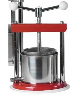 Alunumium / Stainless steel press 1,3 L (ECO painted)