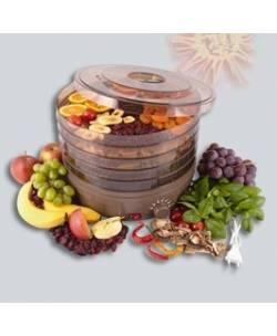 Elektriskais žāvētājs dārzeņiem un augļiem