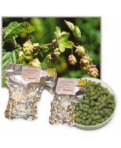 hop pellets SAAZ 50gr. Alfa: 2,9%