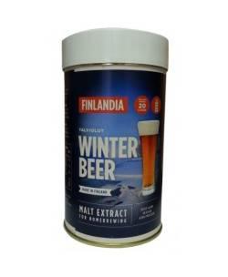 Finlandia Tume talvine õlu.