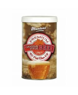 MUNTONS canadian ale 1,5kg