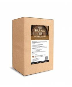 Single Malt Whiskey Distillery Kit