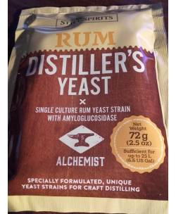 Superpärm Rum Yeast NZ