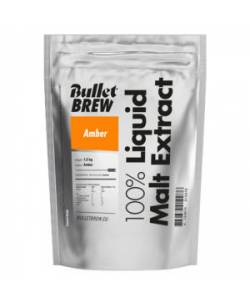 Liquid 100% Malt Extract Amber 1,5kg
