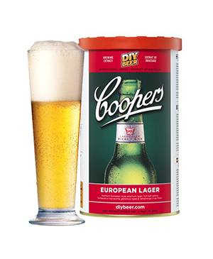 European Lager Beer Kit