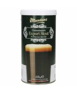 Muntons Export Stout 1.8 kg