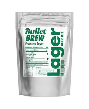 Bullet Brew Premium Lager 1,8kg