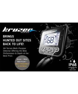 Metal detector Makro Kruzer - 14kHz