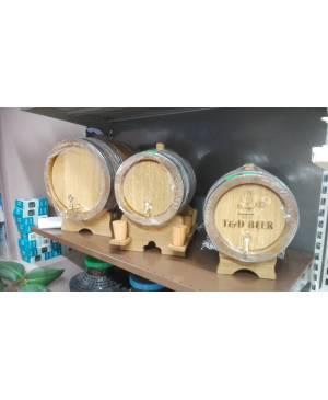 Oak barrel 5L