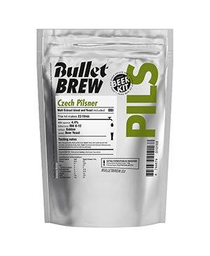 Bullet Brew Czech Pilsner 1,8kg