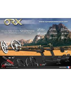 "XP ORX with 5x10"" HF coil with wireless headphone (WSA)"