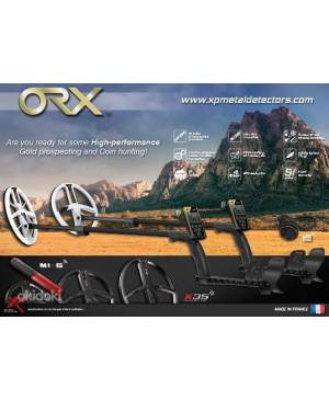 """XP ORX with 5x10"""" HF coil with wireless headphone (WSA)"""