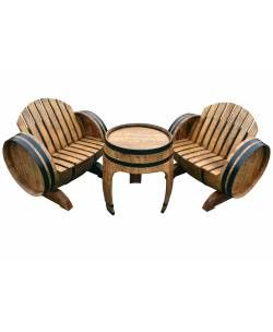 Kohvilaud + 2 tooli