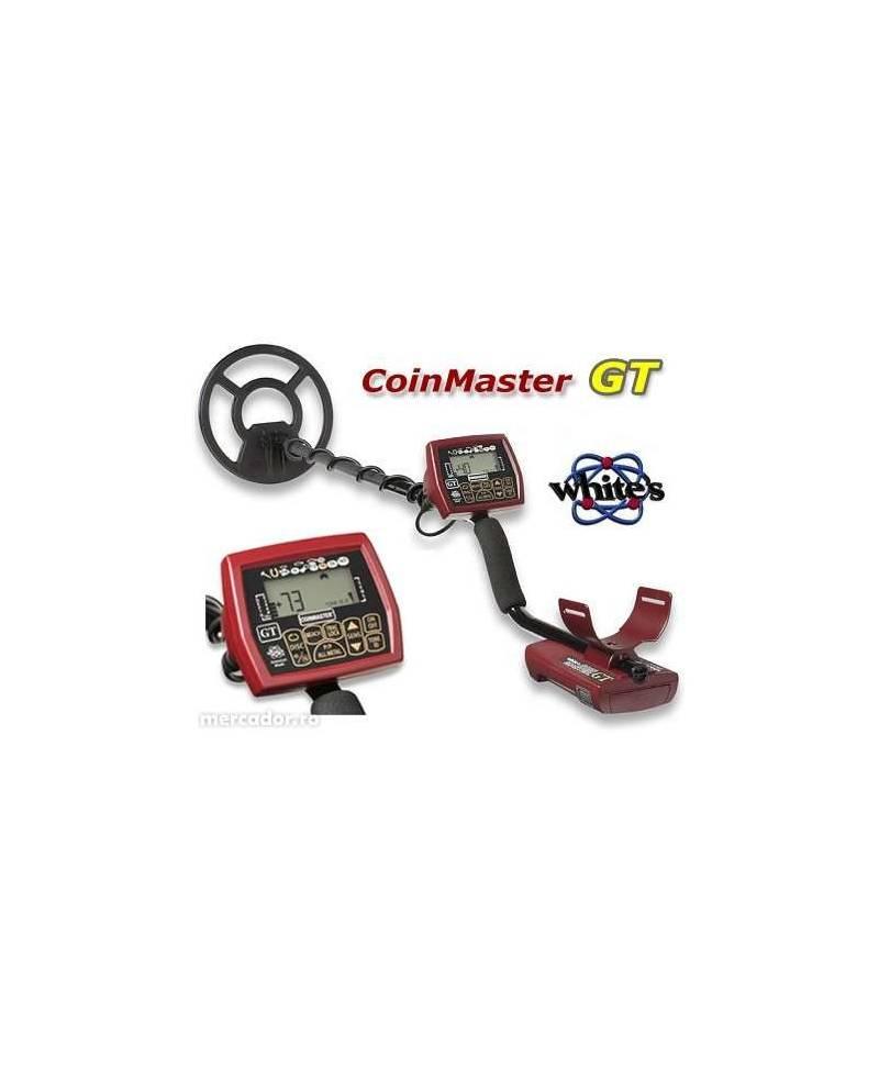 Whites Coinmaster GT Metalldetektor