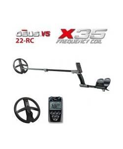 XP DEUS X35 22-RC ENG / RUS