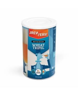 Brewferm beer kit Wheat Tripel
