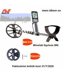 Minelab Equinox 800 Summer Promotions