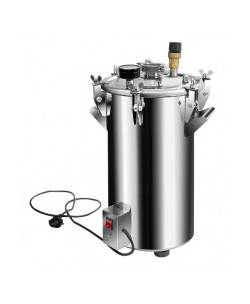 """Autoclave """"Two-in-one"""" with heating element 17L"""