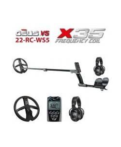 XP DEUS X35 22-RC-WS5 ENG / RUS