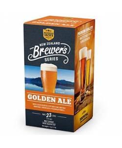 Mangrove Jacks NZ Brewers Series Golden Ale
