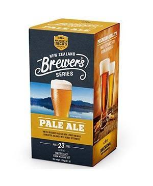 Mangrove Jacks NZ Brewers Series Pale Ale