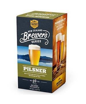 Mangrove Jacks NZ Brewers Series Pilsner